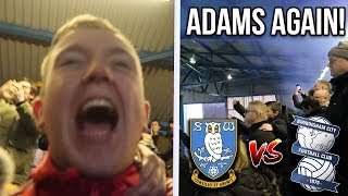ADAMS AGAIN!! | SHEFFIELD WEDNESDAY 1-1 BIRMINGHAM CITY *VLOG* 01/01/2019