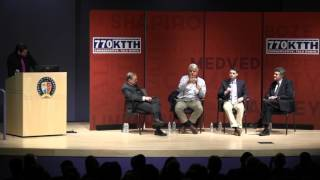 ben shapiro highlights ktth gun control debate