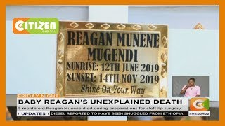 Baby Reagan's unexplained death