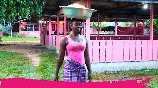 AMAZON FOOD in Suriname + Island Hotel Tour & Caimans   Isadou Island, Suriname