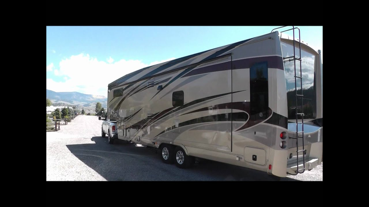 Luxury Toy Hauler Fifth Wheel Manufacturers Wow Blog