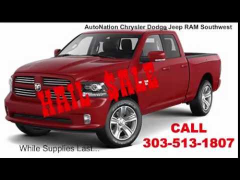 Hail Damage Sale Denver | (303) 513-1807 | Huge Discounts | Ram Trucks | Denver | Littleton | 80123