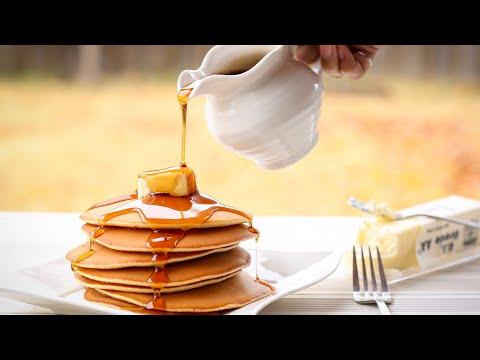 এমেরিকান প্যানকেক || American Pancakes || Easy Pancake Recipe || Tasty Pancakes || Fluffy Pancake