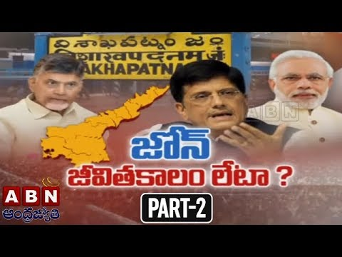 Debate on Visakhapatnam Railway Zone and Kadapa Steel Plant Heat in Andhra Pradesh | Part 2