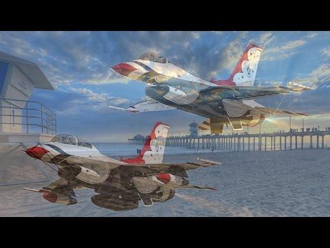 Huntington Beach Airshow 10/23/16 Sunday