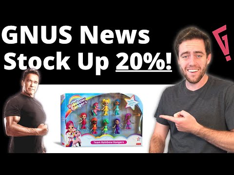 """GNUS Stock """"Big"""" News Sent Stock Up 20%! Why This Was An Overcorrection!"""