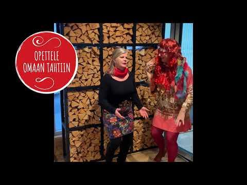 Video: Tanssikursseja Online - Lissu ja Aira keskustelee