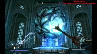 Skyrim - Killing Ancano