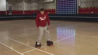 How To Roller Skate Backwards