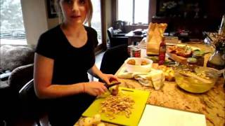Scallion Potato Cakes