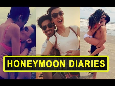 TV Actress Sanaya Irani Honeymoon Diaries With Husband Mohit Sehgal || Real Life TV Couples