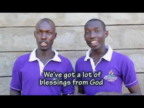 Blessed Soul Singers - Baraka