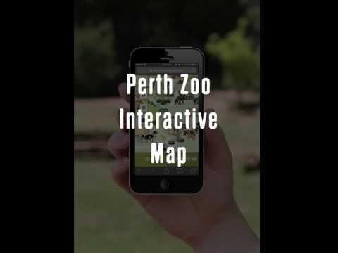 Perth Zoo's Interactive Map Instructional Video