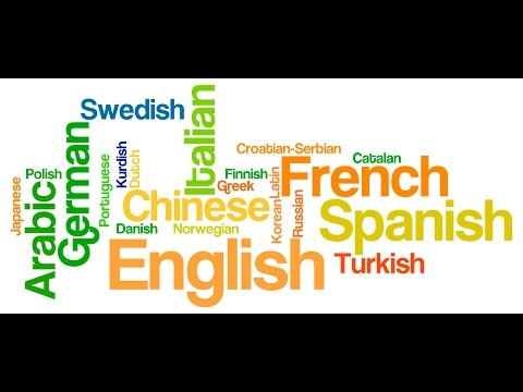 Les langues dans le monde : entre diversité et disparition