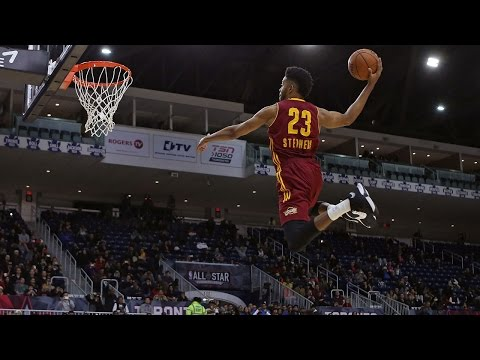 The DJ Stephens NBA D-League Dunk Mix!