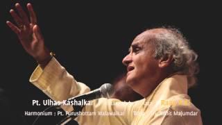 Pt. Ulhas Kashalkar - Raag Kafi