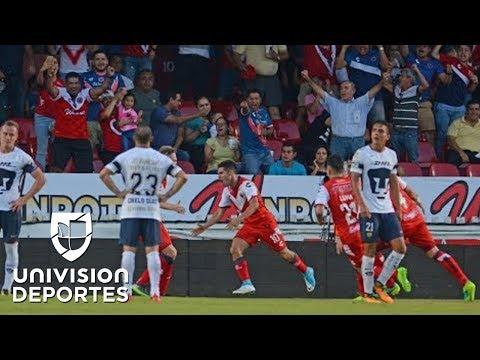 Veracruz U20 0-2 Pumas U20