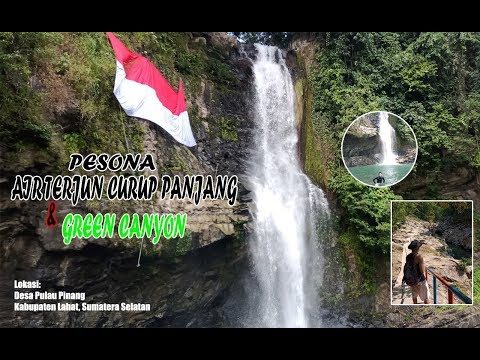 pesona-air-terjun-curup-panjang-dan-green-canyon-kabupaten-lahat