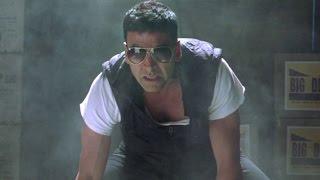 Akshay Kumar the real stunt man - Kambakkht Ishq