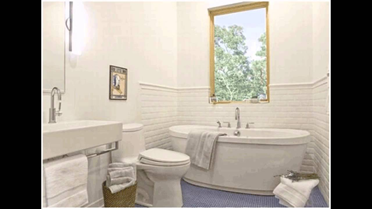 Bathroom tile design ideas traditional youtube Classic bathroom tile ideas