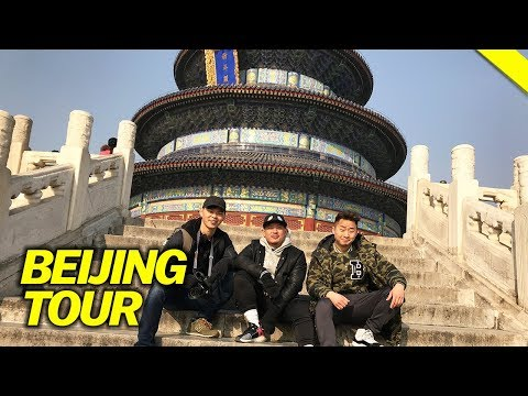 EPIC TOUR OF CHINA (Why You Need to Visit Beijing) // Fung Bros World Tour