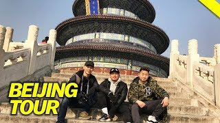 EPIC TOUR OF CHINA (In The Motherland!) // Fung Bros World Tour