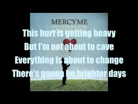 Mercy Me - Move  Lyrics