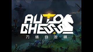 Auto Chess Custom Game Dota 2. Counter Picking And Positioning