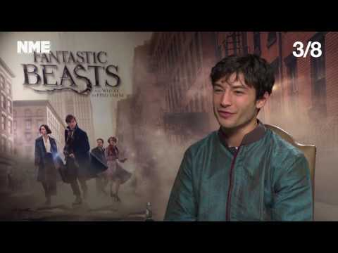 Fantastic Beasts: We Quiz Ezra Miller on his