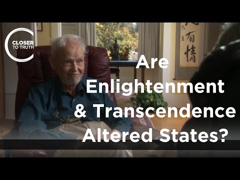 Huston Smith - Are Enlightenment & Transcendence Altered States?