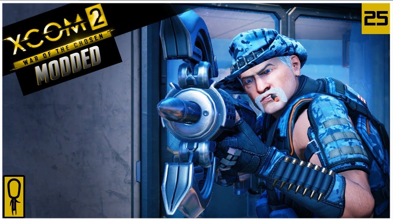 Are you not entertained xcom 2 wotc modded gameplay for Portent xcom not now