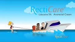 RectiCare for Pain Relief from Hemorrhoids - Available at Walgreens, CVS and Rite Aid!