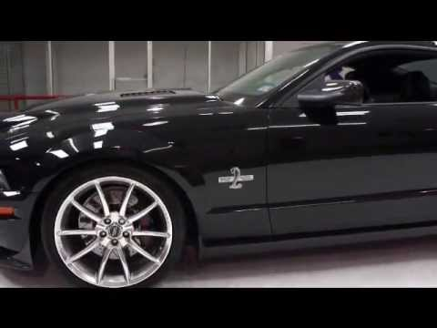 2008 Ford Mustang Shelby Gt500 Super Snake Youtube