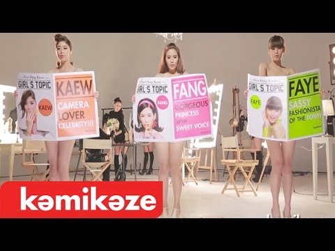[Official MV] Mouth To Mouth - Faye Fang Kaew Girl's Topic
