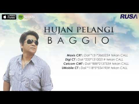 Baggio - Hujan Pelangi [Official Lyrics Video]
