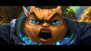 Короткометражный мультфильм 'Космический кот'