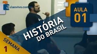 história do brasil aulaovivo