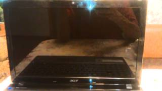 видео Не включается ноутбук асер Aspire 5560. Замена клавиатуры Харьков