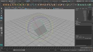 Autodesk Maya 2018 - Before You Begin - Scale Move Rotate Tools