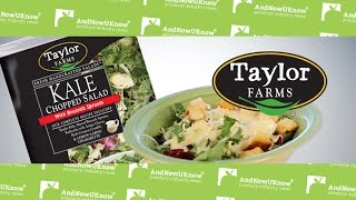 Andnowuknow - Taylor Farms Chopped Kale Salad - Product Showcase