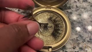 Washing strip lashes | ICON lashes