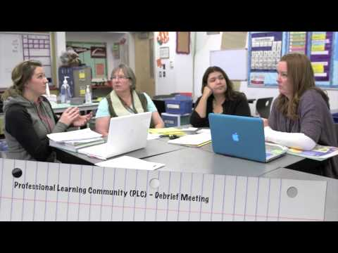 Professional Learning Communities (PLC) in Bethel School District