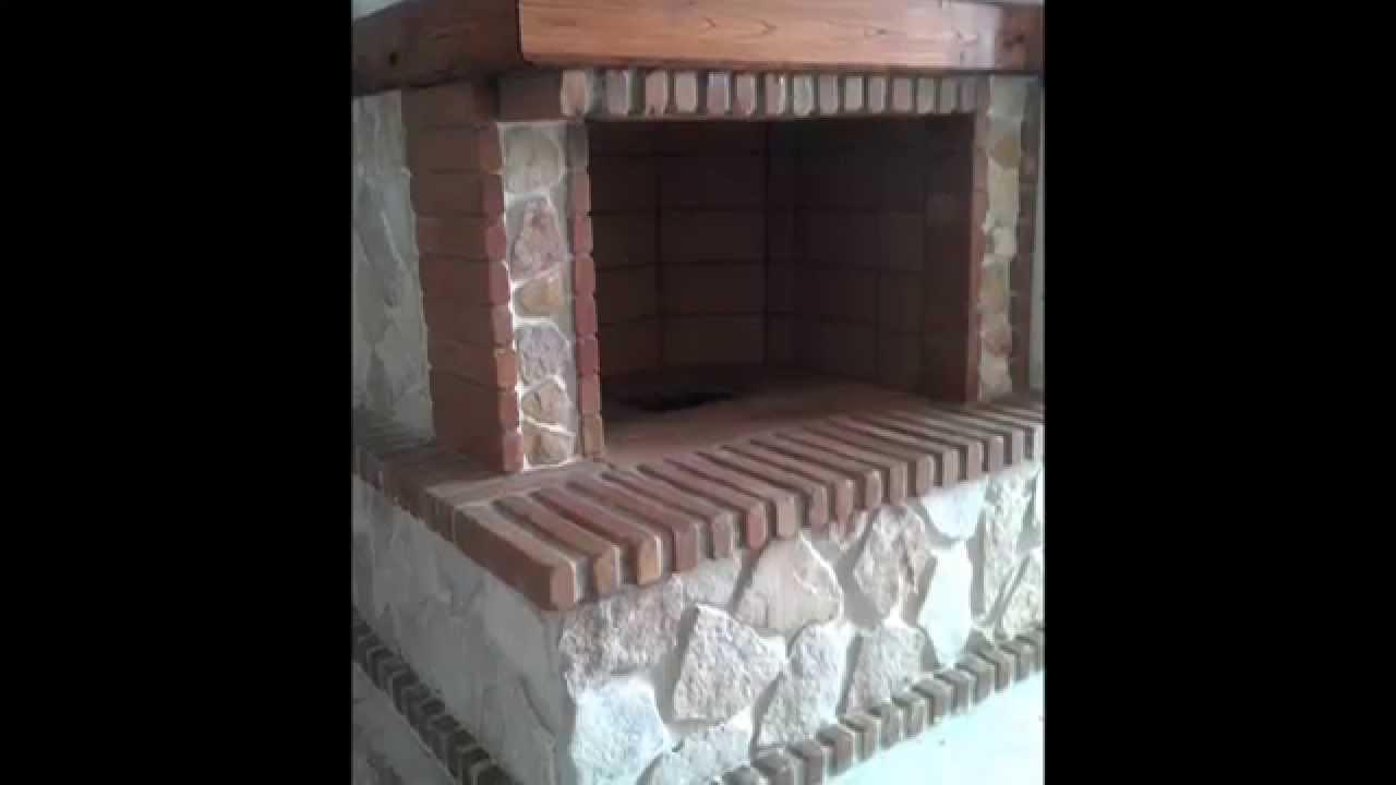 Ristrutturazione casale camino in muratura youtube - Costruire casa da soli ...