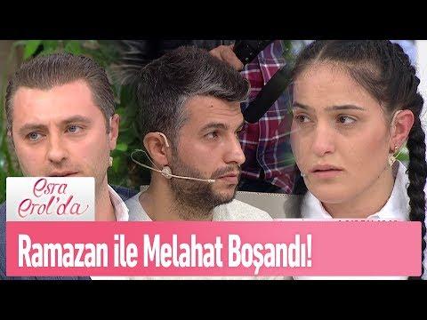 Ramazan ile Melahat boşandı! - Esra Erol'da 28 Kasım 2019
