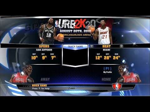 Nba  2k14  Updated Roster And Facial  2k20