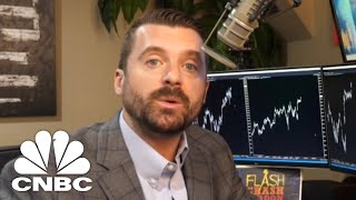 Trader Sees Trouble Brewing For The Financials | Trading Nation | CNBC