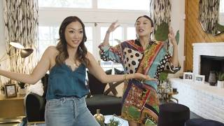 KKO Video Editing: Jeannie Mai Living Room Makeover by Kahi Lee