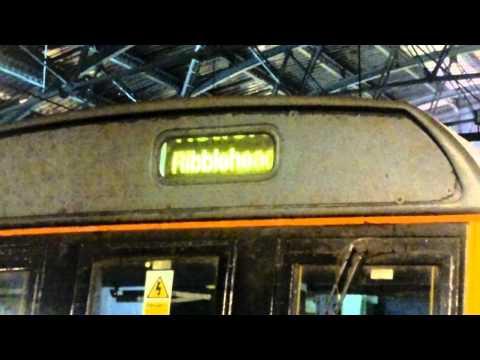 Latest Northern Rail Destination Blind