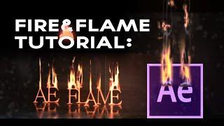 After effects öğretici: Oluşturma gerçekçi usul yangın ve alevler
