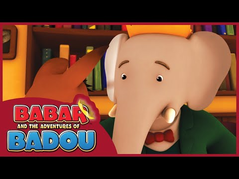 Babar And The Adventures Of Badou | Jake and the Big Book/Blacktrunk's Magic Stone - Ep. 11